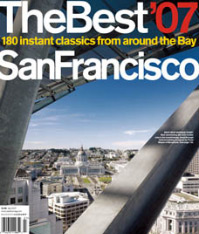 San Francisco Magazine July 07