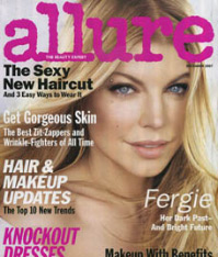Allure Magazine Dec. 07