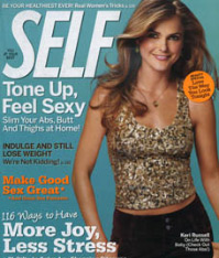 Self Magazine Dec. 07